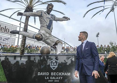Zlatan Ibrahimovic và tham vọng ba bức tượng ở LA Galaxy