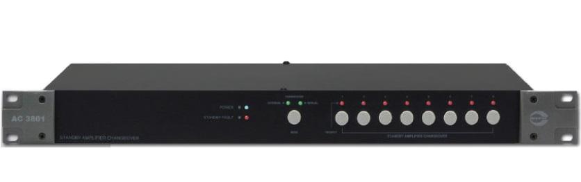 Bộ chuyển mạch Amplifier AMPERES AC3801