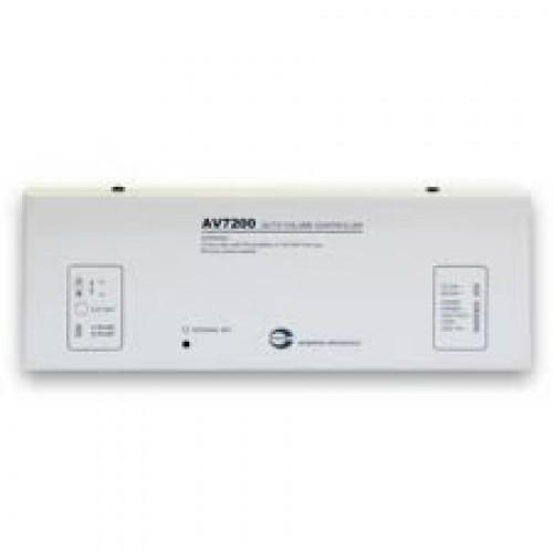 Thiết bị điều khiển âm lượng tự động 100W 100V Line AMPERES AV7200
