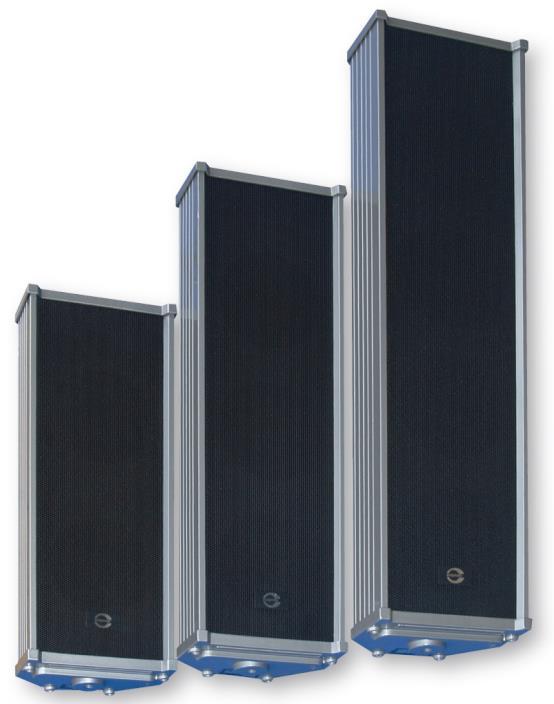 Loa dạng cột 20W 100V Line AMPERES CH720