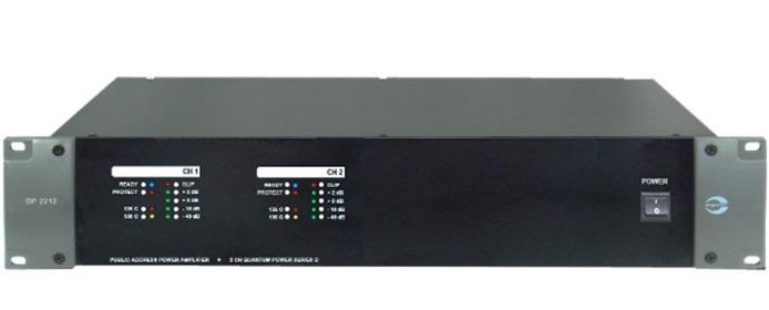 Bộ khuếch đại nhiều kênh AMPERES DP2212