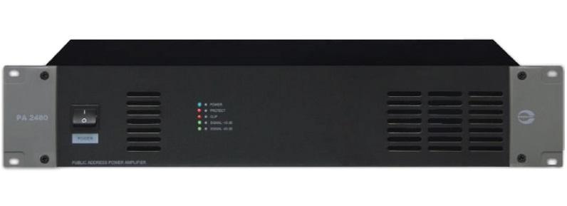 Bộ khuếch đại nhiều kênh AMPERES DP2406