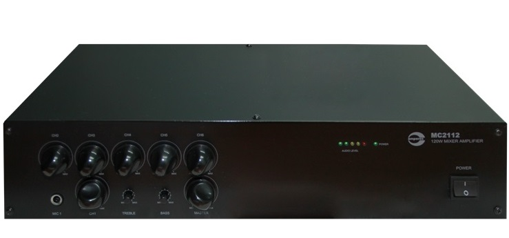 Bộ khuếch đại Mixer Amplifier AMPERES MC2112