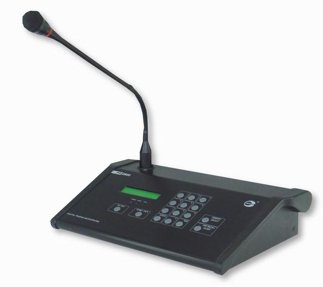 Microphone để bàn kỹ thuật số 108 vùng AMPERES PD2800