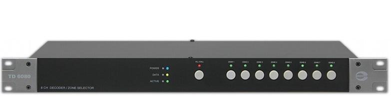 Bộ chọn vùng và giải mã tín hiệu 8 kênh AMPERES TD6080