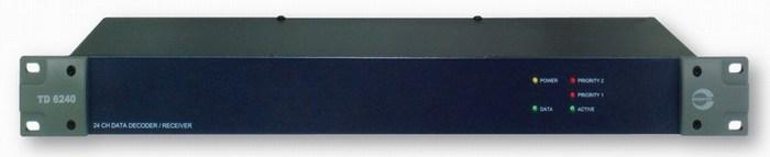 Bộ giải mã dữ liệu chuyển mạch 24 kênh AMPERES TD6240
