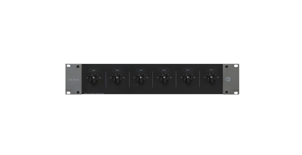 Bộ điều chỉnh âm lượng gắn trên Rack AMPERES VR7605
