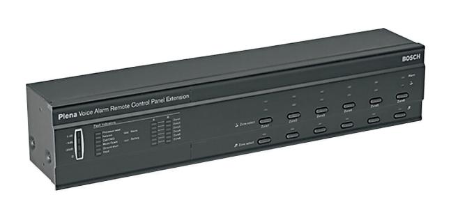 Điều khiển từ xa mở rộng cho hệ thống báo động bằng giọng nói Plena BOSCH LBB-1997/00