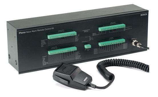 Bộ điều khiển từ xa cho hệ thống báo động bằng giọng nói Plena BOSCH LBB-1998/00