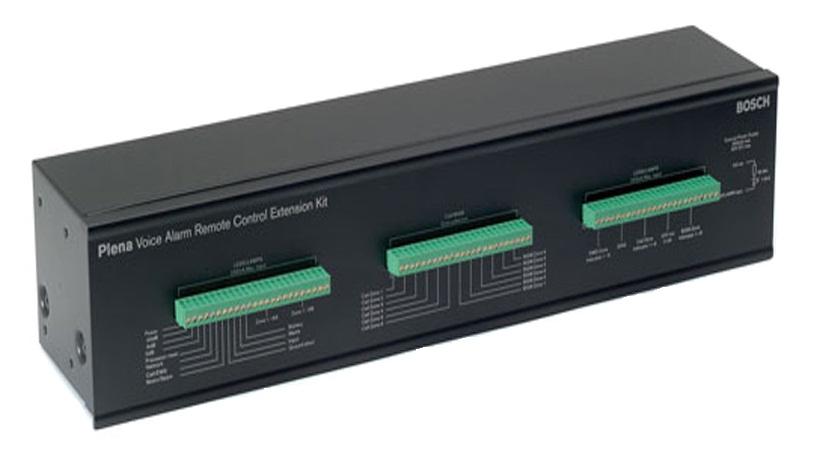 Bộ điều khiển từ xa mở rộng cho hệ thống báo động bằng giọng nói Plena BOSCH LBB-1999/00