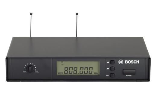 Bộ thu Micro không dây UHF BOSCH MW1-RX-F5