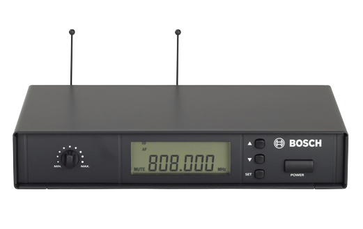 Bộ tiền khuếch đại công suất BOSCH PLE-10M2-EU