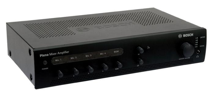 Mixer Amplifier 120W BOSCH PLE-1ME120-EU