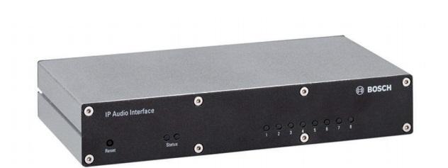 Giao diện tín hiệu audio định địa chỉ BOSCH PRS-1AIP1