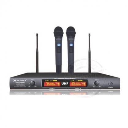 Microphone không dây NOVADI NVD-3600U