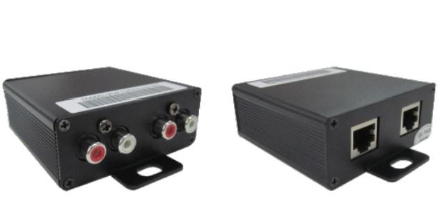 Bộ chuyển đổi audio RJ45 sang RCA Honeywell HN-RTR