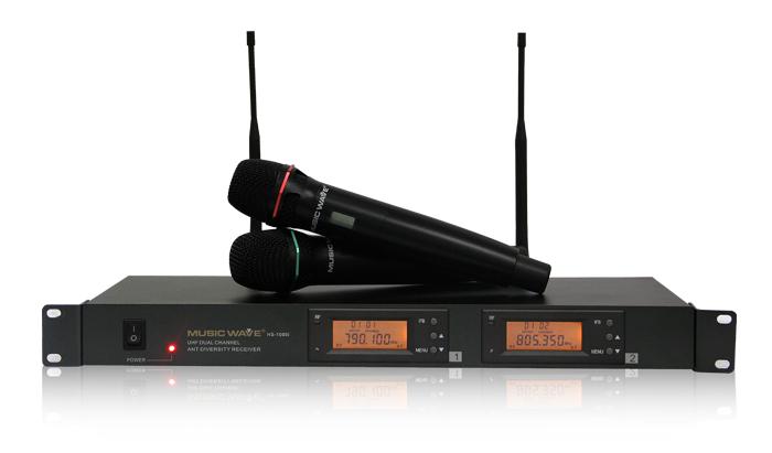 Micro không dây MUSIC WAVE HS-1000i