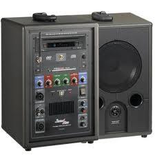 Âm thanh di động không dây SoundPlus TRAmp-STU