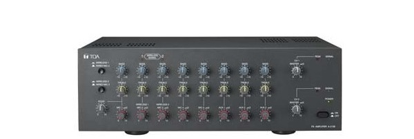 Mixer Amplifier 2 kênh 120W TOA A-2128S
