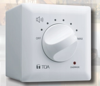Chiết áp 120W TOA AT-4120