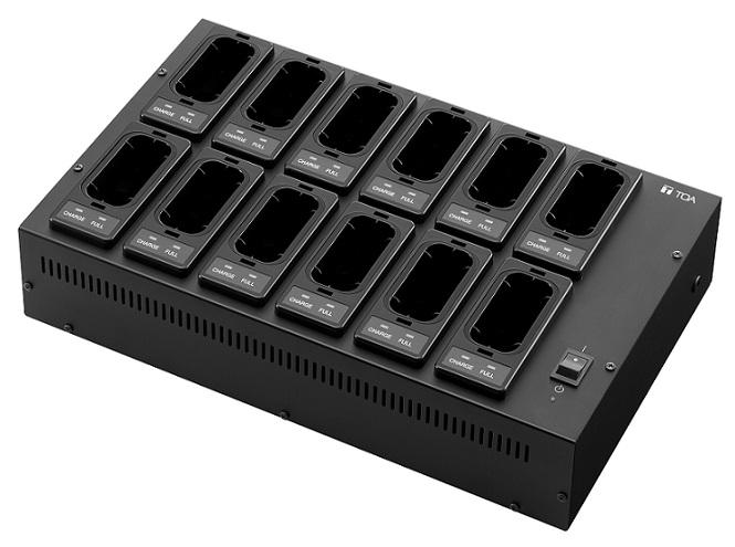 Bộ sạc pin cho micro không dây TOA BC-5000-12