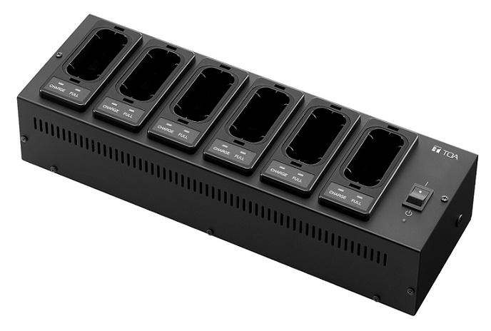 Bộ sạc pin cho micro không dây TOA BC-5000-6