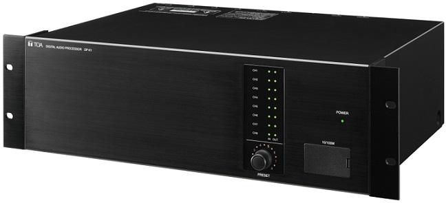 Bộ xử lý tín hiệu audio kỹ thuật số TOA DP-K1