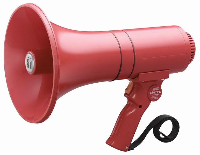 Loa phát thanh cầm tay có còi hụ TOA ER-1215S