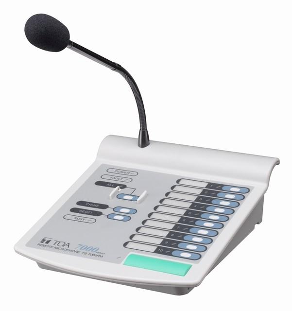 Micro điều khiển từ xa TOA FS-7000RM