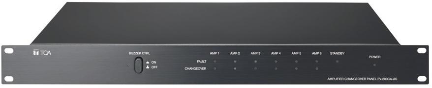 Bộ chuyển mạch tăng âm TOA FV-200CA-AS
