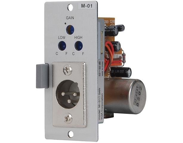 Module micro TOA M-01M