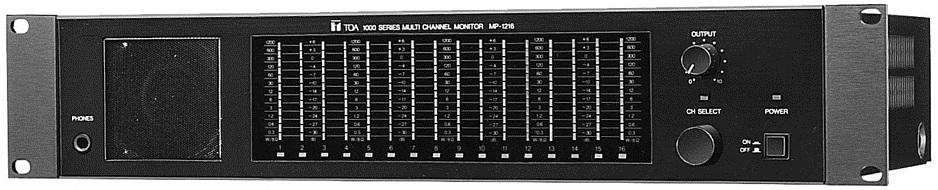 Bộ giám sát nhiều kênh TOA MP-1216