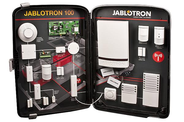 Vali giới thiệu hệ thống JABLOTRON 100 JABLOTRON PI-CASE-100-EN