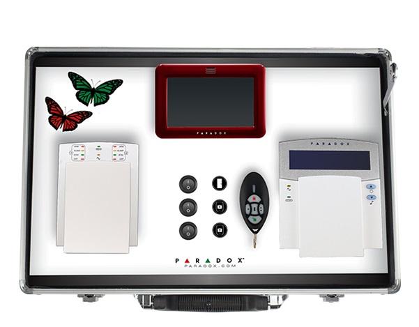 Vali trưng bày TM50 EVO PARADOX BTM50E