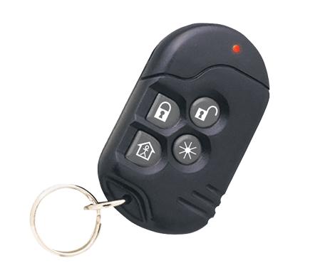 Điều khiển không dây VISONIC KF-234 PG2 (wireless KeyFob)