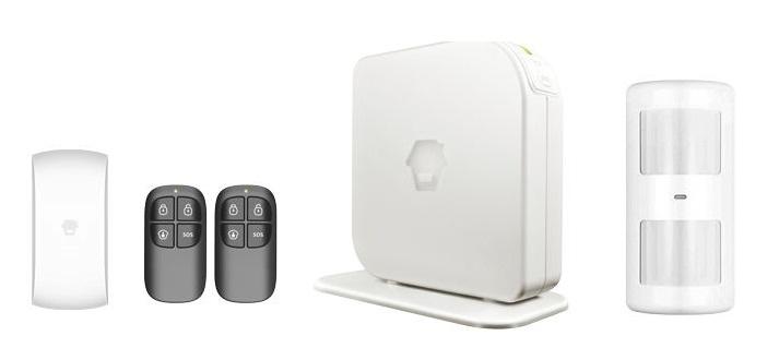 Hệ thống báo trộm không dây dùng SIM CHUANGO CG-8800G3