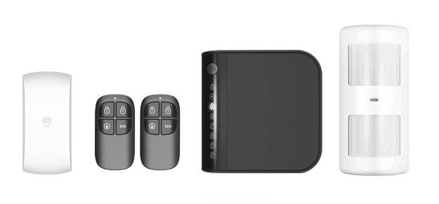 Hệ thống báo trộm không dây CHUANGO CG-A8