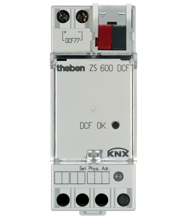Time transmitter THEBEN ZS 600 DCF KNX
