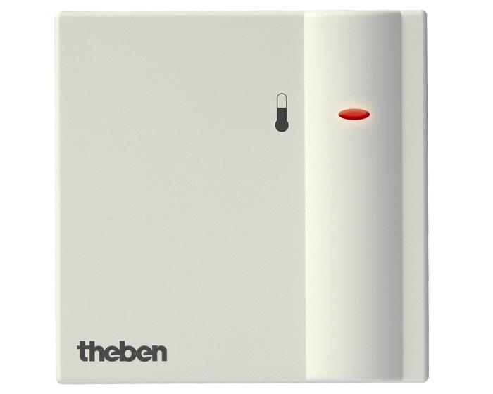 Bộ điều khiển nhiệt độ phòng THEBEN RAMSES 712 KNX