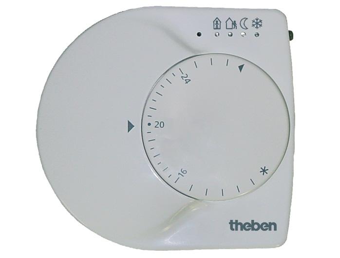 Bộ điều khiển nhiệt độ phòng THEBEN RAMSES 713 S KNX