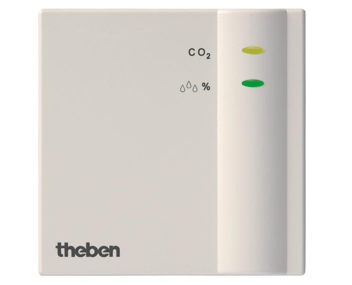 CO2 Sensor THEBEN AMUN 716 KNX