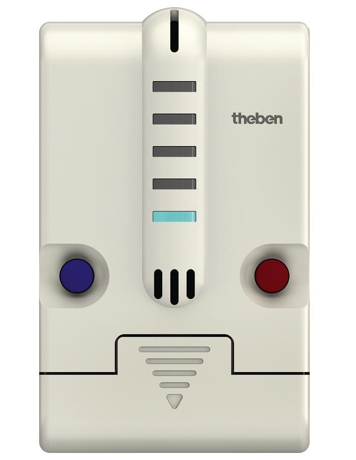 Motorised Actuator THEBEN CHEOPS control KNX
