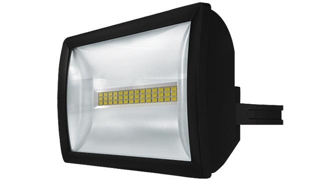 LED Spotlight 20W THEBEN theLeda E20L BK
