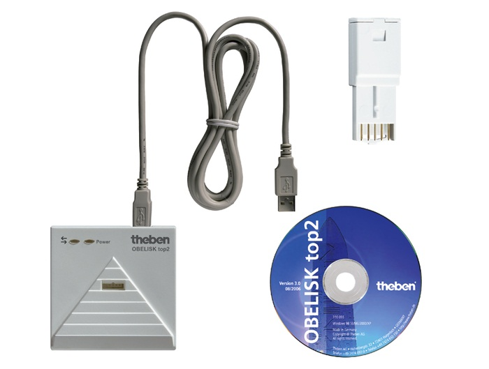 OBELISK KNX PC set THEBEN