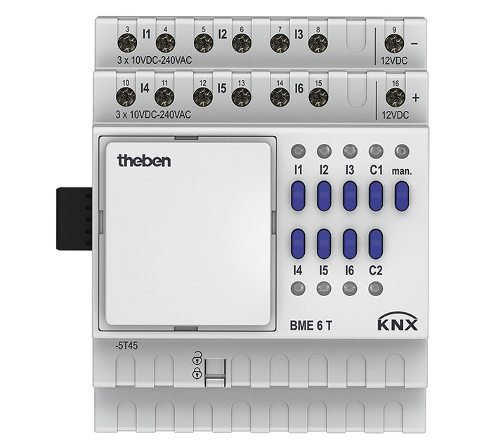 Actuator THEBEN BME 6 T KNX