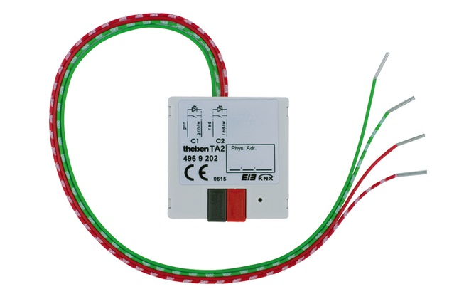 Binary Sensor THEBEN TA 2 KNX