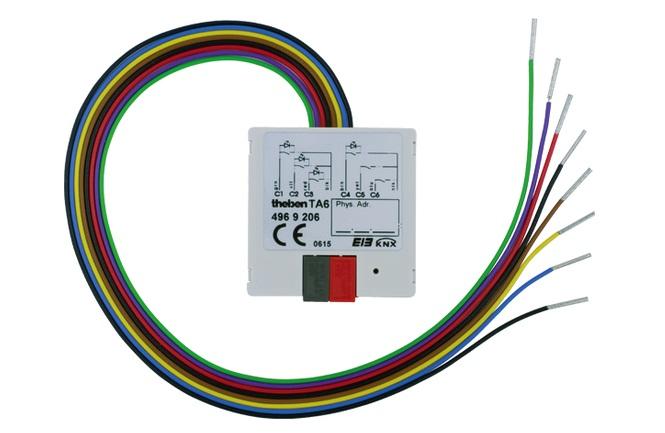 Binary Sensor THEBEN TA 6 KNX