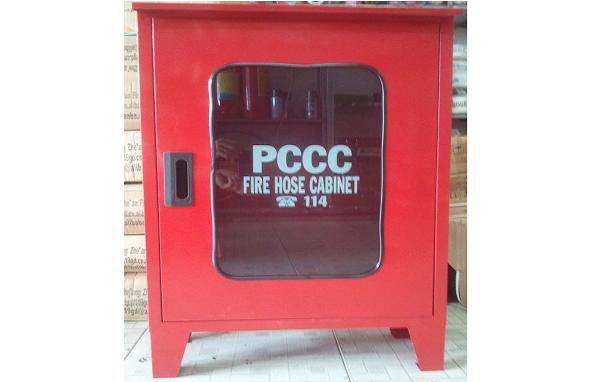 Tủ chữa cháy ngoài nhà 500 x 700 x 250 loại thường