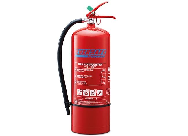 Bình chữa cháy bột ABC 9kg EED Eversafe