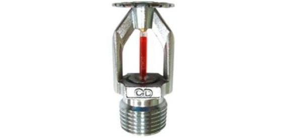 Đầu phun Sprinkler hướng xuống AHD152F Changder, DN15, K = 5.6, 68ºC